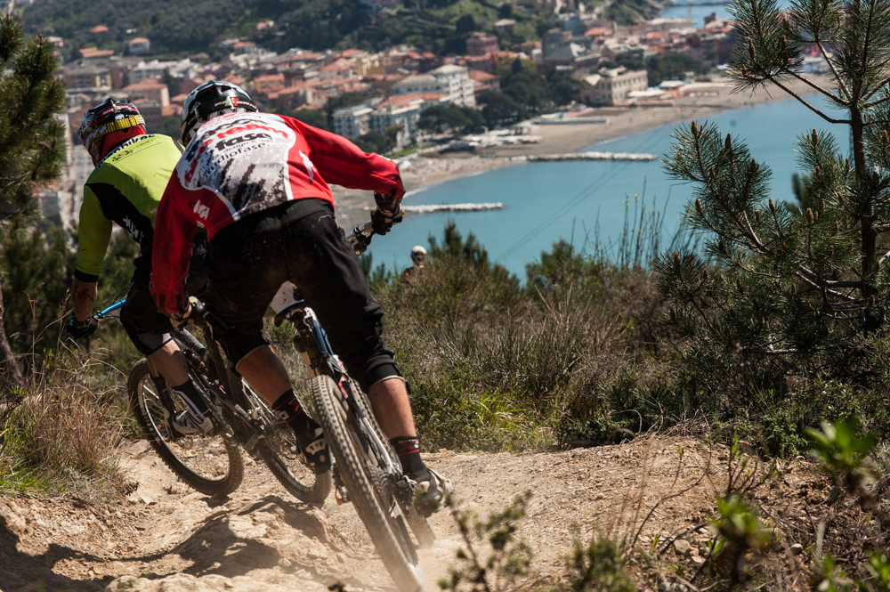 Sestri Levante, paradiso della mountain bike
