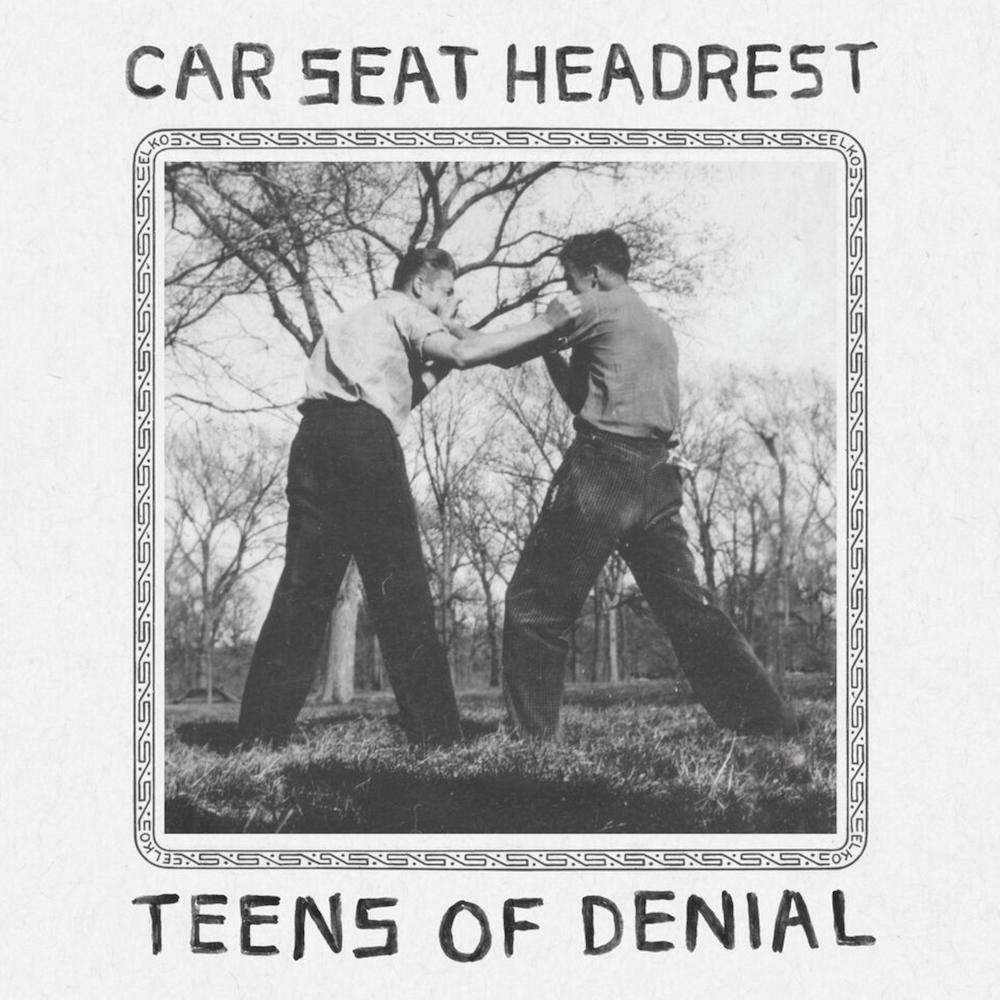 Car Seat Headrest