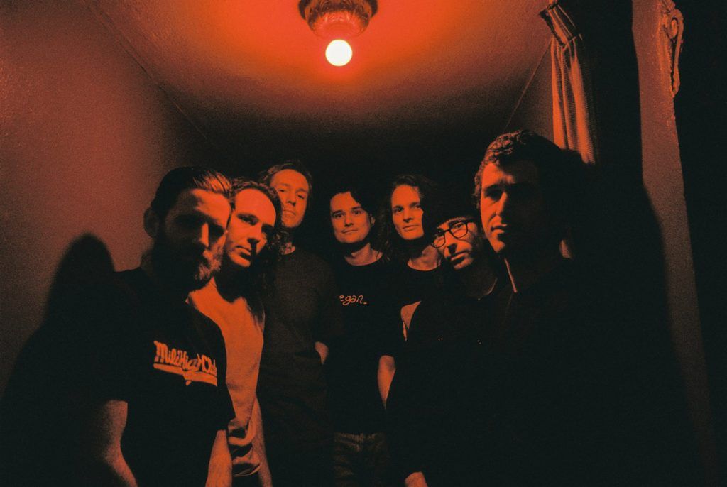 King Gizzard & The Lizard Wizard dal vivo a Sestri Levante