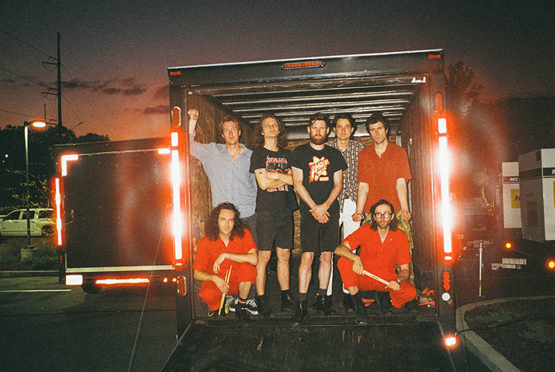 King Gizzard & The Lizard Wizard a Sestri Levante